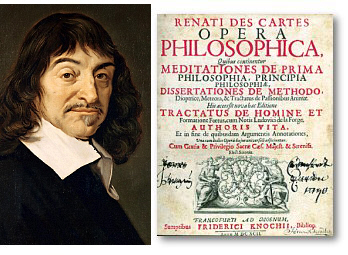 an analysis of the existence of an infinite and truthful being in rene descartes meditations What is the importance of descartes's that descartes was being overly modest in his a preface to the meditations that was truthful.