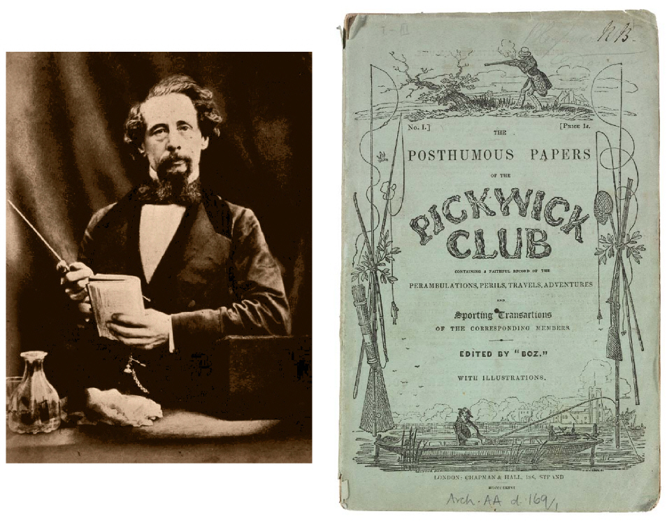 pickwick papers The pickwick papers and sleep apnea obesity hypoventilation syndrome (ohs), a condition related to sleep apnea, was first called pickwickian syndrome.